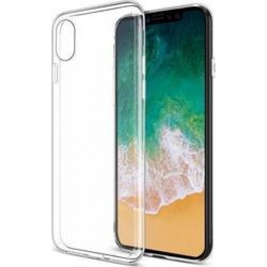Silicone Case for iPhone X / Xs Ultra Thin Transparent TPU