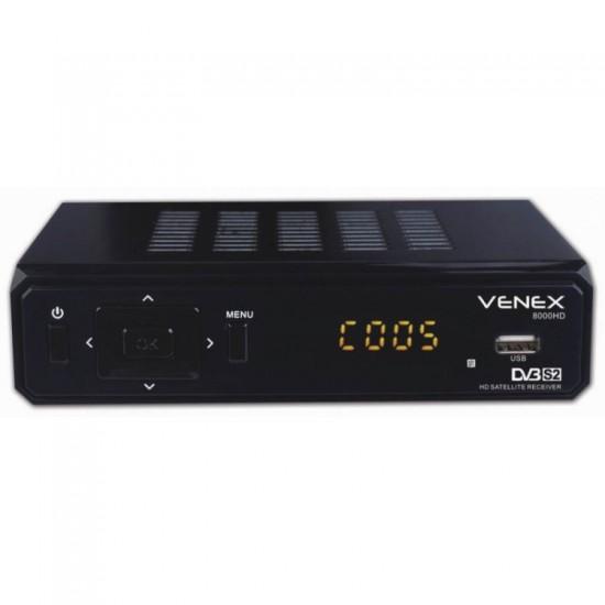 Satellite Receiver FTA HD VENEX-8000HD