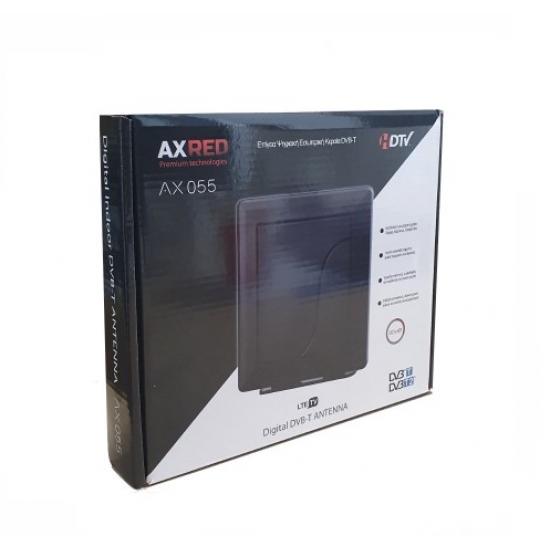 Terrestrial Digital Indoor Antenna DVB-T AXRED AX 055