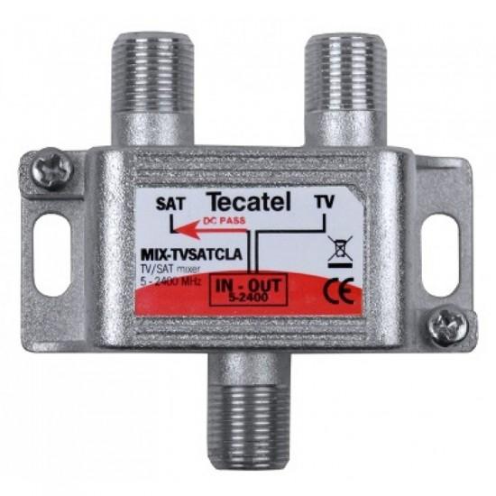 Tecatel TV/SAT Mixer (Combiner) Class A