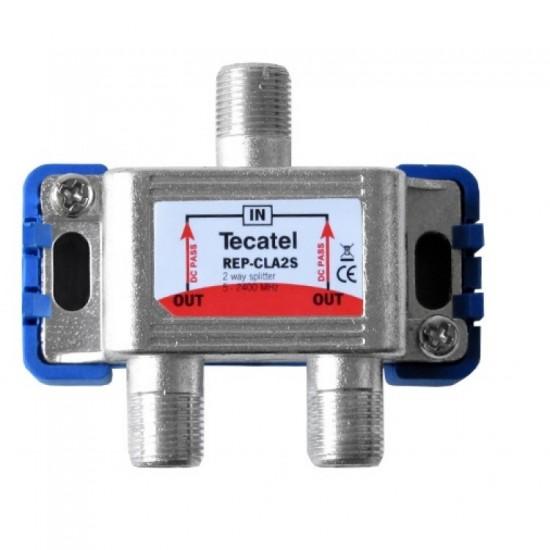 Splitter 1/2 Tecatel Internal