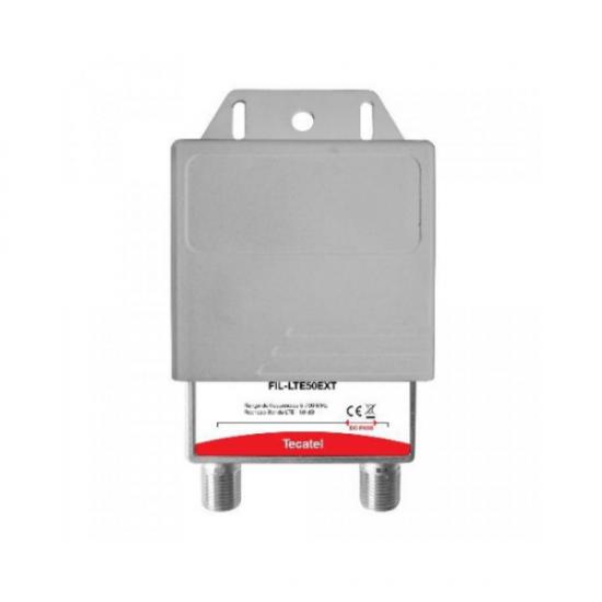 FILTER LTE 5G 5-690MHz TECATEL (FIL-LTE50EXT / 2L)