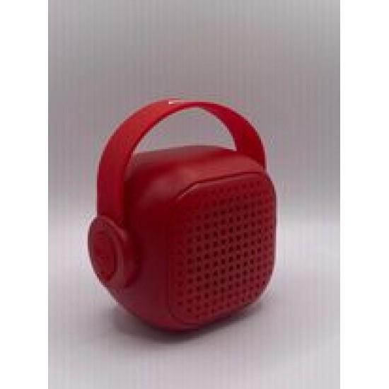 WIRELESS MINI SPEAKER  ANDOWL Q-YX303 RED