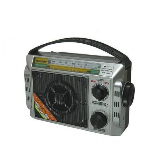 Portable Radio meier MD-9392