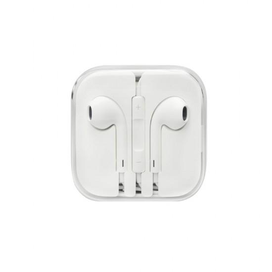 IPhone 5 / 5s / 5SE / 6 / 6S Handsfree Headphones (White)
