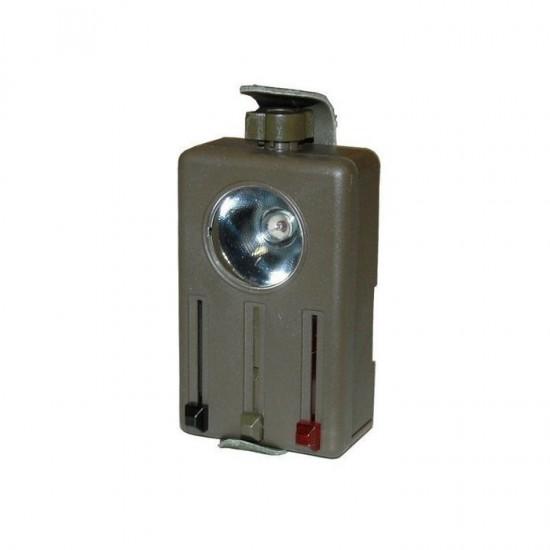 Swedish Military Flashlight Ficklampa 3 M2440-125010