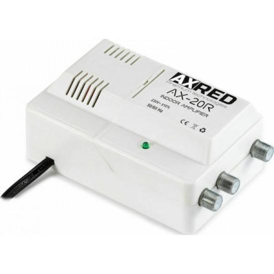 AXRED AX-34 mini | Central amplifier VHF - UHF