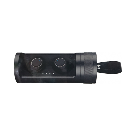 Andowl Q8 Earphone Bluetooth Wireless Headphones – Black