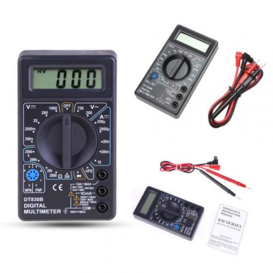 Digital Multimeter DT-830B